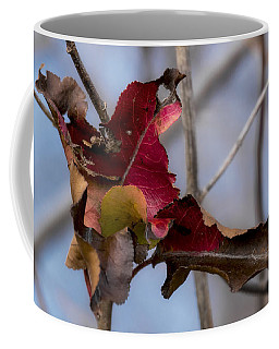 Red Over Branch Coffee Mug