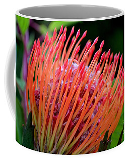 Red Pin Cushion Coffee Mug