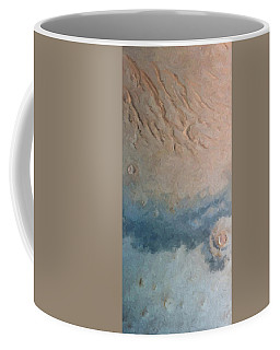 Red Planet 1 Coffee Mug