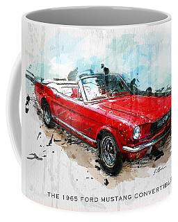 The Red Pony 2 Coffee Mug