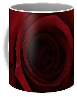 Coffee Mug featuring the photograph Red Red Rose by Keith Hawley