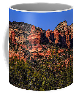 Red Rock Sentinels Coffee Mug