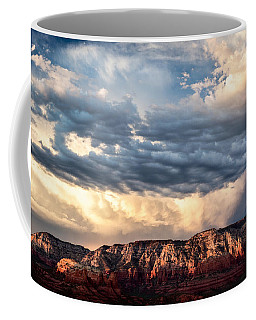 Red Rocks Of Sedona Coffee Mug