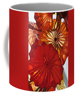 Coffee Mug featuring the digital art Red Rose by Kirt Tisdale