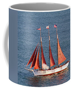 Red Sails Coffee Mug