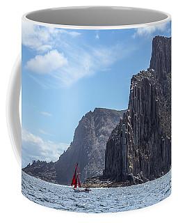 Red Sails Coffee Mug