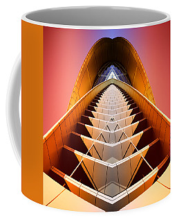 Red Shift Coffee Mug