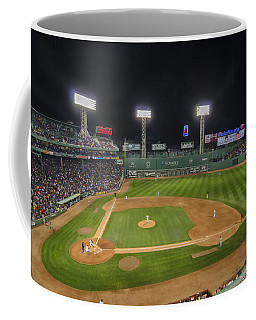 Red Sox Vs Yankees Fenway Park Coffee Mug