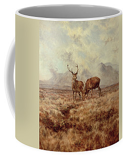 Red Stags, Ben Buie Coffee Mug