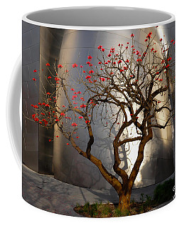 Red Tree  Coffee Mug