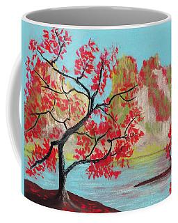 Strange Land Paintings Coffee Mugs