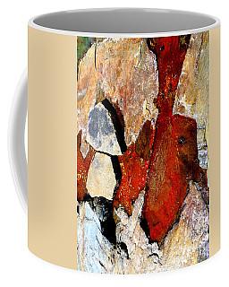Red Veins Coffee Mug