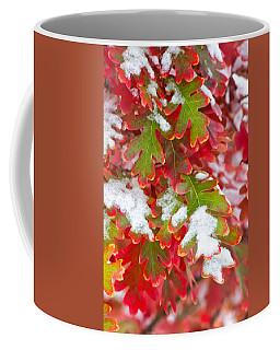 Red White And Green Coffee Mug
