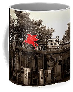 Red Winged Horse Coffee Mug