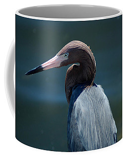 Reddish Egret 3 Coffee Mug