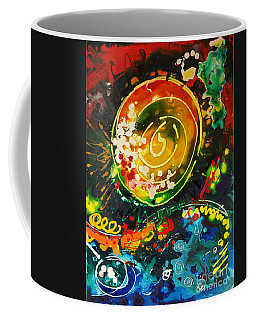 Redshift Canvas 3 Coffee Mug