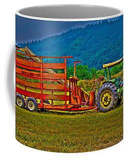 Redwood Ca Coffee Mug by Richard J Cassato