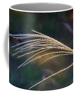 Reed Grass Coffee Mug by Ludwig Keck