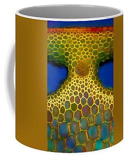 Reed Stalk Tissues, Lm Coffee Mug