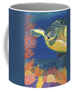 Reef Rider Coffee Mug
