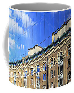 Reflected Building London Coffee Mug