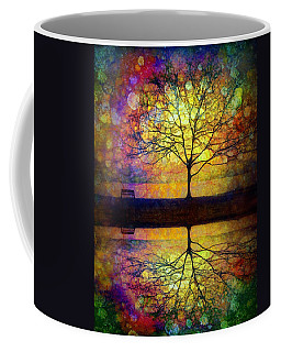 Reflected Dreams Coffee Mug by Tara Turner