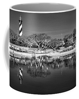 Reflecting Lighthouse  Coffee Mug