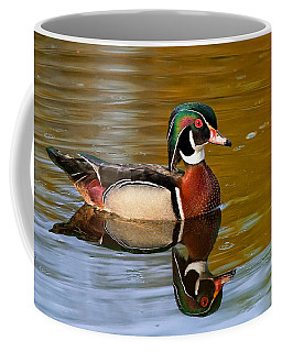 Reflecting Nature's Beauty Coffee Mug