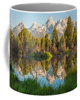 Reflecting On Everything Coffee Mug
