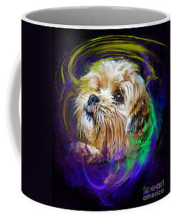 Reflecting On My Life Coffee Mug
