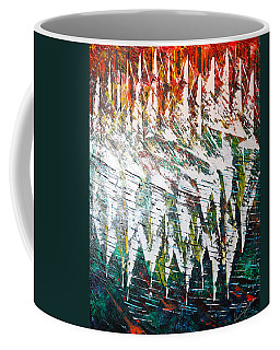 Reflecting Sails Coffee Mug