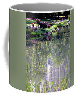 Reflection And Movement Coffee Mug