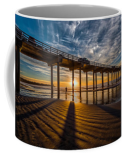Reflection And Shadow Coffee Mug