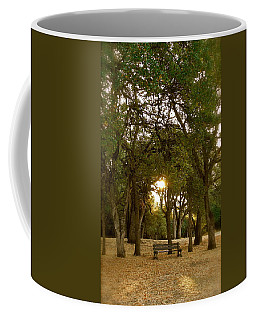 Reflection At Sunrise Coffee Mug