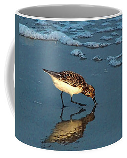 Reflection At Sunset Coffee Mug
