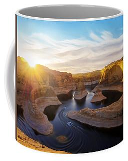 Reflection Canyon Coffee Mug