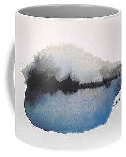 Reflection In The Lake Coffee Mug