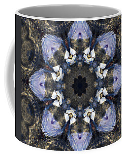 Reflection - Kaleidoscope Art Coffee Mug