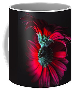 Reflection Of The Gerbera Coffee Mug