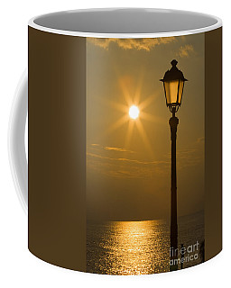 Reflections Coffee Mug by Antonio Scarpi