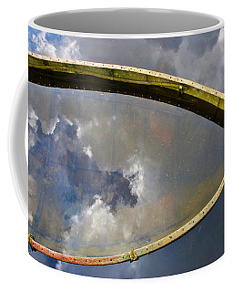 Coffee Mug featuring the photograph Reflections by Charlie Brock
