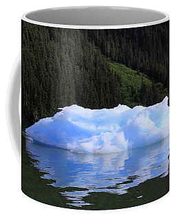 Reflections In The Sea Coffee Mug by Shoal Hollingsworth