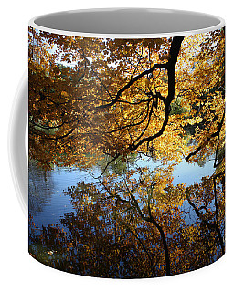 Reflections Coffee Mug by John Telfer