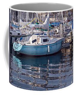 Reflections Coffee Mug by Muhie Kanawati
