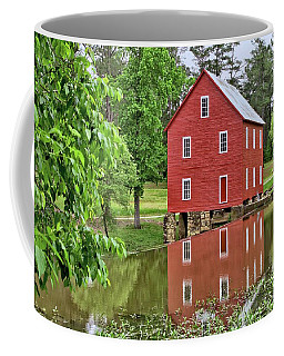 Reflections Of A Retired Grist Mill Coffee Mug