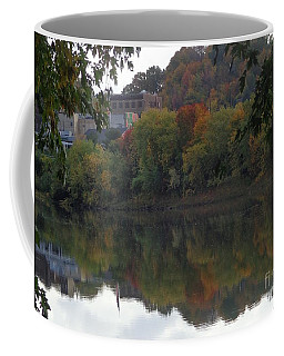 Reflections Of Pittston Coffee Mug