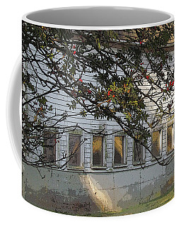 Coffee Mug featuring the photograph Reflections Of The Day by I'ina Van Lawick