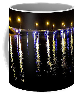 Coffee Mug featuring the photograph Reflections Of Time Past by Viviana  Nadowski