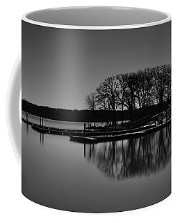 Coffee Mug featuring the photograph Reflections Of Water by Miguel Winterpacht