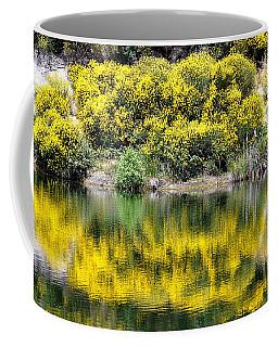 Reflections Of Yellow Coffee Mug